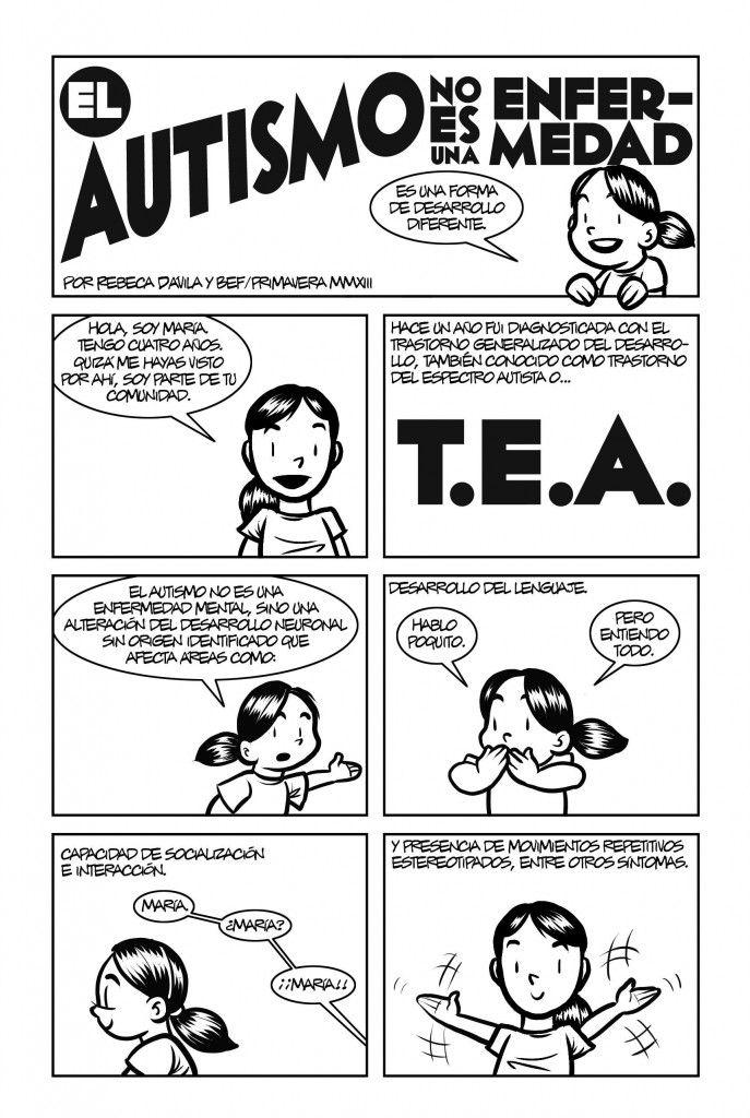 El autismo no es una enfermedad