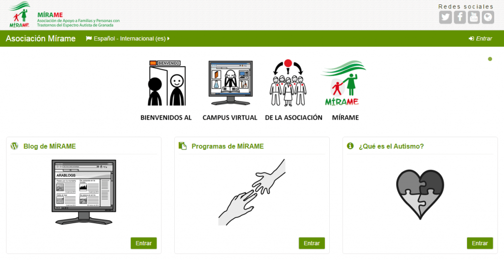 Campus Virtual MÍRAME
