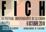 El próximo sábado 6 de octubre nuestros chicos y chicas de Mírame podrán disfrutar de una jornada cultural asistiendo al Festival Independiente de la Chana (FICH) en el Parque de las Alquerias(Granada).