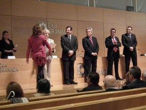 La Asociación Mírame firma un convenio de colaboración con Caja Granada