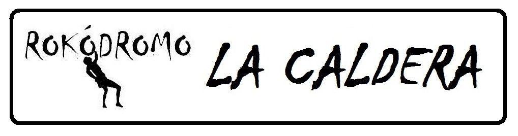 """Rokódromo """"La Caldera"""""""