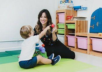 Atencion temprana Mírame Asociación Autismo Granada