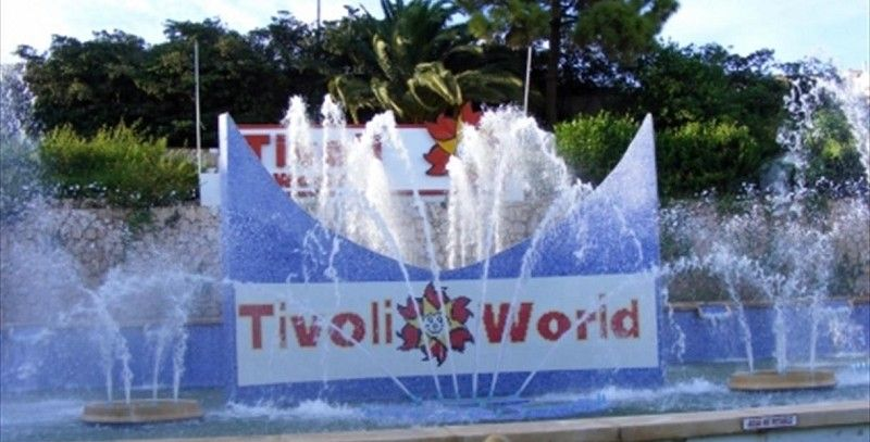 Cartel tivoli world