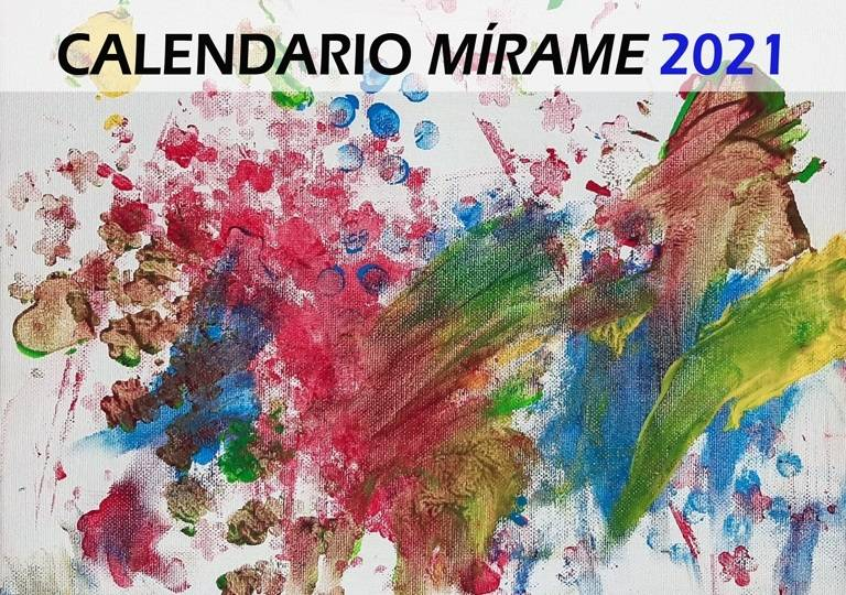 Calendario Solidario Mírame 2021