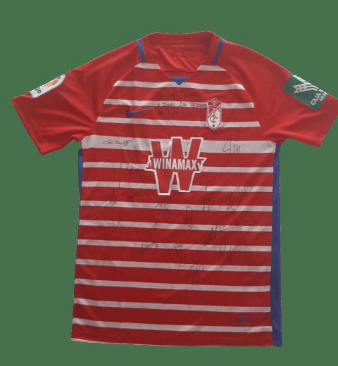 Camiseta Granada C.F.